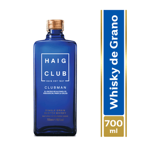 Whisky Haig Club Clubman 700 Ml