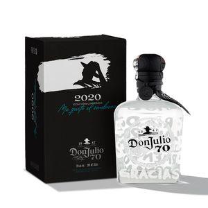 Tequila Don Julio 70 me quito el sombrero x 700 ml