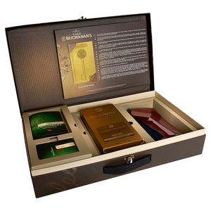 Kit En Casa  Whisky Buchanan's Master x 750ml