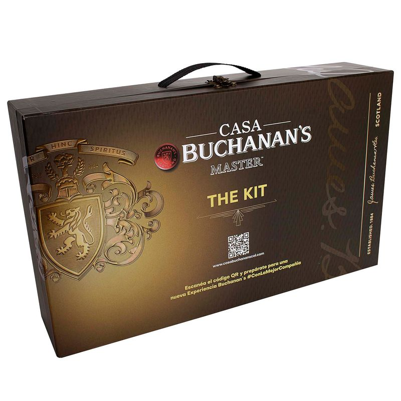 Buchanan-s-Master