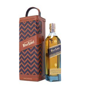 Whisky Johnnie Walker Blue Label Mario edicion especial Mario Hernandez x 750ml